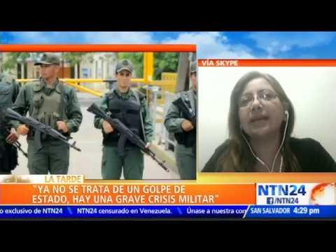 "Periodista Sebastiana Barráez afirma que ""hay una gran tormenta dentro de la FAN"""