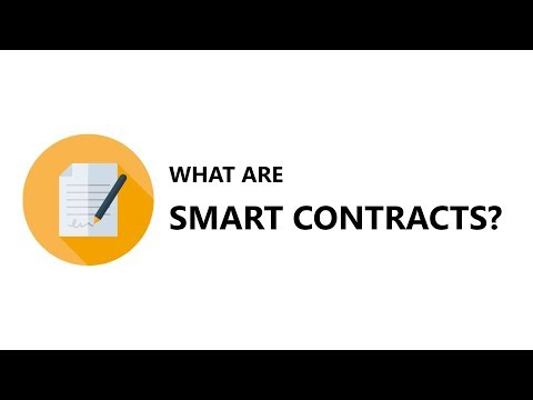 Diffusion Academy | Blockchain and Cryptocurrencies | What are Smart Contracts?