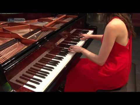 DORA DELIYSKA plays Mozart-Volodos, ALLA TURCA