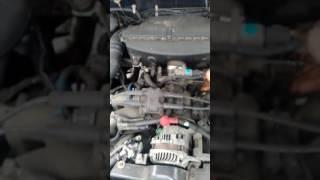 Subaru OUTBACK dvigatel ej251 5-ovoz.nizomning so'ng km. ta'mirlash