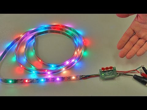 customize starting dmx address dmx rgb led strip sirs e