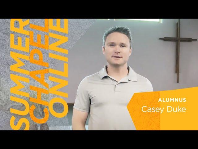 1 Timothy 4 | Casey Duke