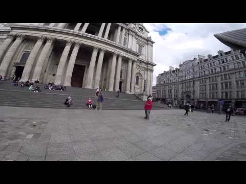 Open-Air Preaching at St. Paul's Cathedral, London: Where Tyndale's Bible was Burned