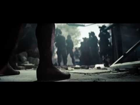 Man Of Steel - 1st Official TV Spot (2013) - Henry Cavill, Zack Snyder Superman Movie HD