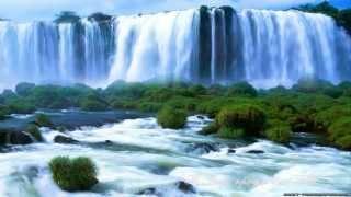 Водопады Мира(Водопады мира. Посмотрев на эти фотографии сразу возникает желание очутиться там и бесконечно долго смотре..., 2015-07-03T20:32:00.000Z)