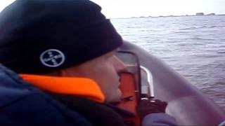 Mand over bord - Øvelse