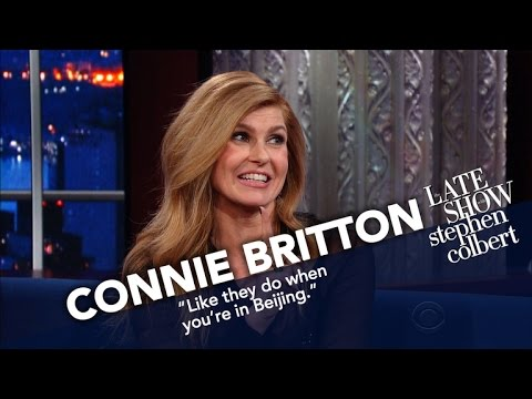 Connie Britton Won't Rule Out Returning To 'Nashville' As An Evil Twin