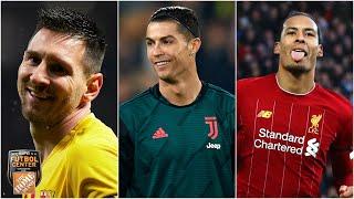 Lionel Messi, Cristiano Ronaldo o Virgil Van Dijk, ¿quién ganará el Balón de Oro? | Futbol Center