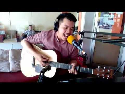 EDO MARTIN VISIT SERANG RADIO PROMO NEW HITS SINGLE ANDAI