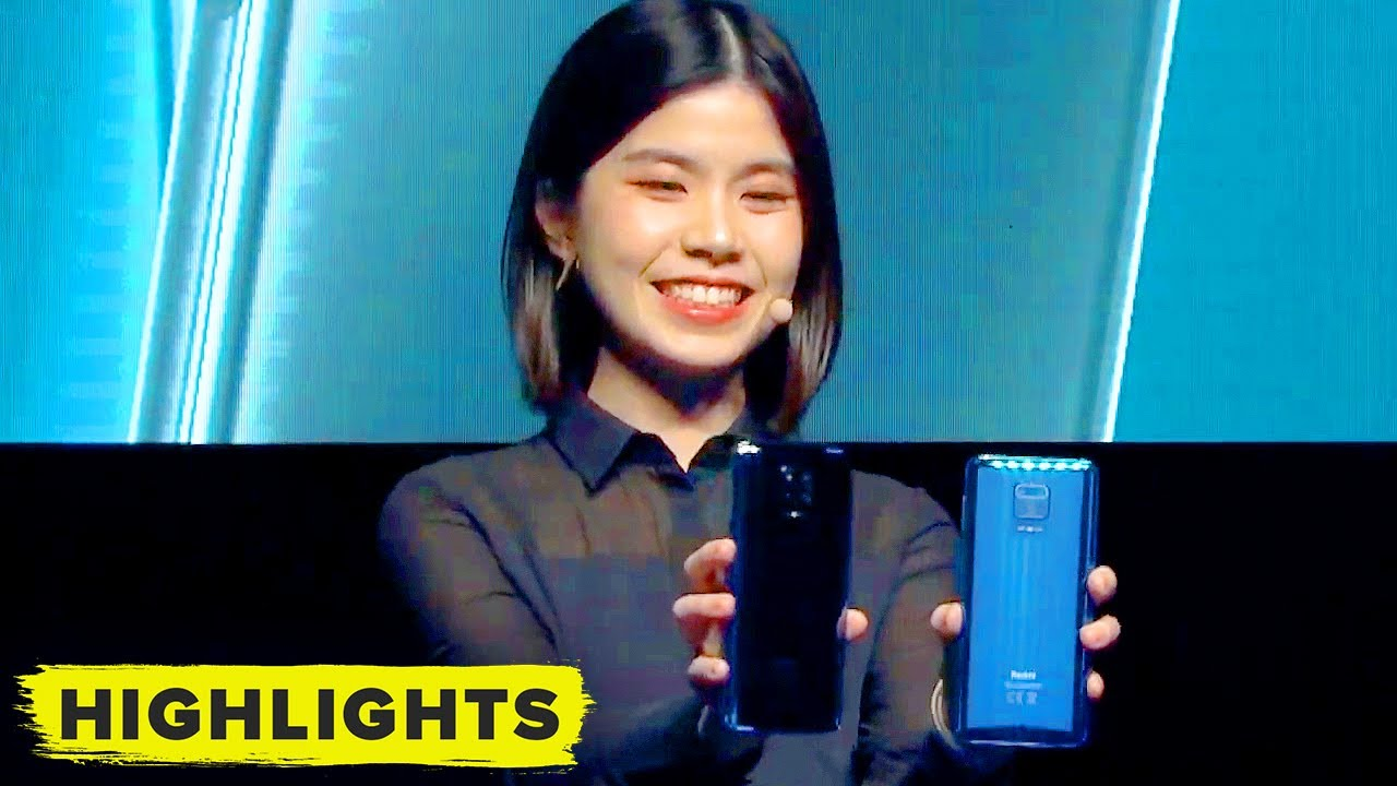 Watch Xiaomi reveal the Redmi Note 9S for the first time