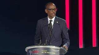 Africa CEO Forum | Remarks by President Kagame | Kigali, 25 March 2019