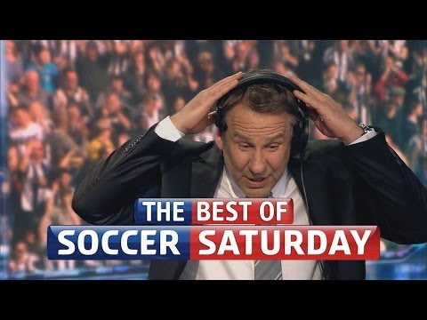 Soccer Saturday - The funniest moments in March