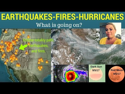 EARTH, WIND, FIRE, & WATER - AMERICA'S CLEANSING (Message of the Week)