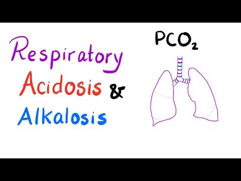 Respiratory Acidosis And Alkalosis | Lung Physiology | Pulmonary Medicine
