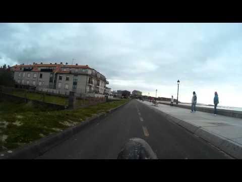 Tramo 007 Playa de Coroso-Santa Eugenia  de Riveira-Rias Baixas.