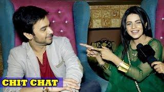 A Fun Interview With Jigyasa Singh & Manigh Goplani  aka Thapki & Bihaan Of Thapki Pyar Ki