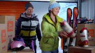 Public  Storage Commercial: Sports Gear
