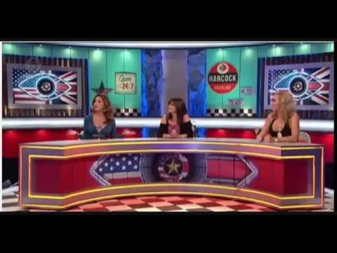 Farrah Gets Told To Eff Off Home By Aisleyne Horgan-Wallace Big Brother