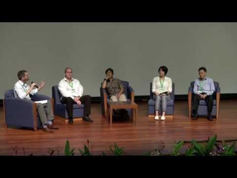 ConsAsia 2016 Wildlife Trade in Asia Plenary Panel