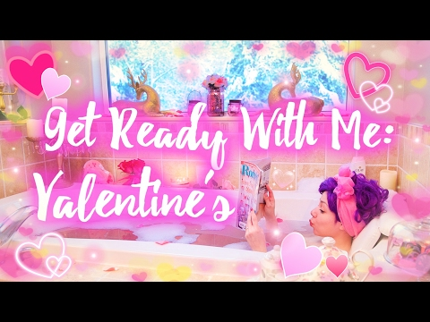 Get Ready With Me: Valentine's Day!  Charisma Star