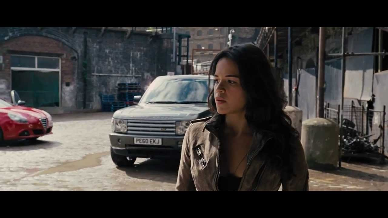 Letty Car Fast And Furious Fast And Furious 6 Battle With Letty - Youtube