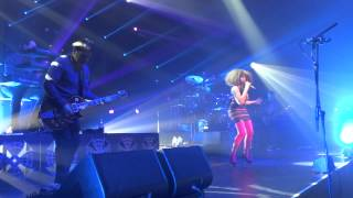 Simple Minds - East At Easter live @ Karlsruhe Tollhaus, 07.03.2015