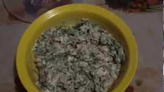 Салат мясной на праздничный стол