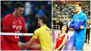 219cm Tall Volleyball Giant | Dmitriy Muserskiy (HD)