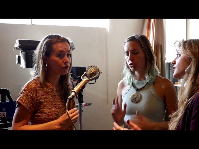 T Sisters - American Tune (live at Ear Trumpet Labs)