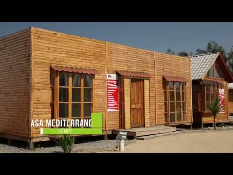 Casa mediterranea youtube - Casas prefabricadas mediterraneas ...