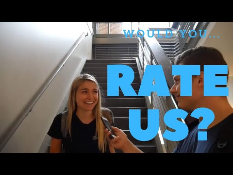 COLLEGE GIRLS RATE US @ THE OHIO STATE UNIVERSITY