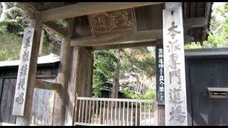 【鎌倉の寺】円覚寺 舎利殿