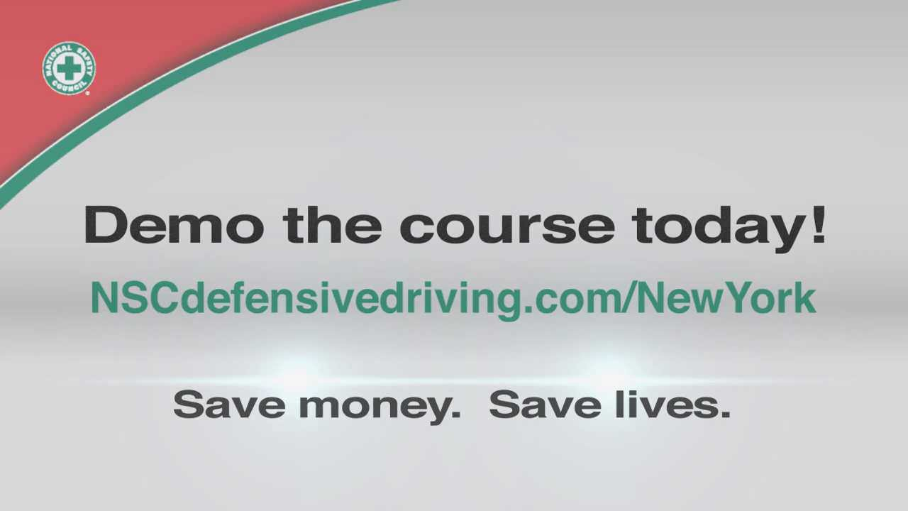 New York Defensive Driving Course Classroom And Online Drivesafe Com