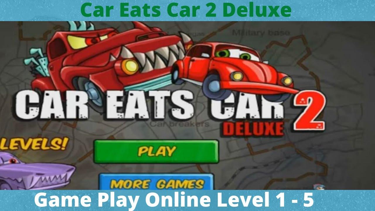 Car Eats Car  Deluxe Level