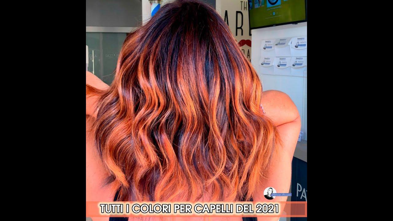 Molto Tendenze Colore Capelli 2021 - YouTube UA86