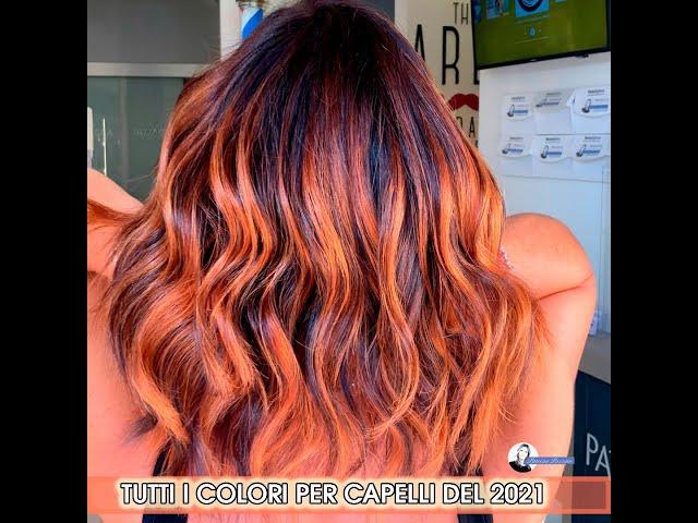 Tendenze Colore Capelli 2021