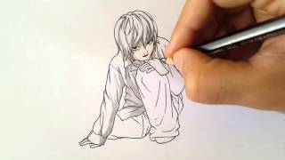 Drawing Near _ Death note