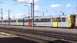 La Gare de Belfort et ses trains [HD]