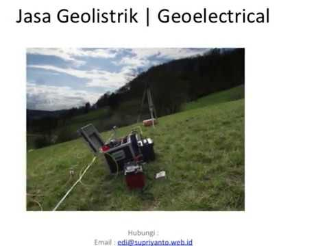 Jasa Geolistrik | Geo Electric Kabupaten Bulukumba Sulawesi Selatan