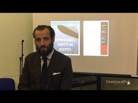 Nicola Canestrini, Progetto 'Avvocati Minacciati'