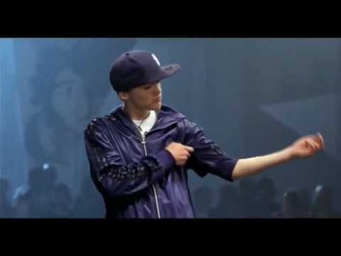 George Sampson Dancing on StreetDance 3D #1 - YouTube
