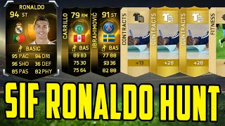 SIF Cristiano Ronaldo Hunt! Insane Pull! Fifa 15 Ultimate Team Pack Opening Thumbnail