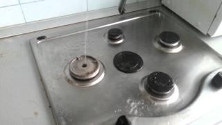 Вода из газовой плиты(Вчера днём у одного из жителей многоквартирного дома, расположенного по адресу: улица Сенько,12, из газовой..., 2015-07-22T07:28:45.000Z)