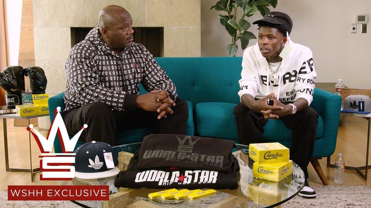 Download Quando Rondo Speaks on King Von (BIG U x WSHH Presents: CHECC'N-IN)