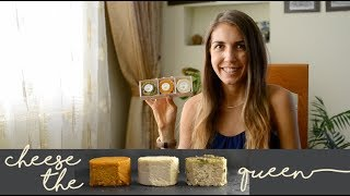 Нов продукт | Cheese the Queen | Cultured Tree Nut Cheese