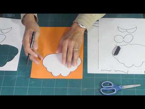 d7f196df366 Foamy. Video No.2 Elaboración de moldes - YouTube