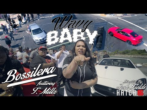 Wavy Baby Official Video -Bossilera Featuring T. Millz