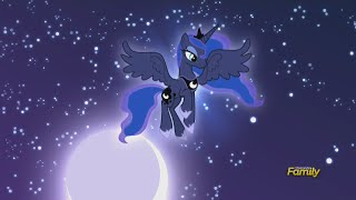 MY LITTLE PONY FiM SEASON 5 - PRINCES LUNA APPEARS