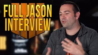 Jason Blundell Talks Black Ops 4 Zombies, Designing Voyage and More!   Jason Blundell Full Interview