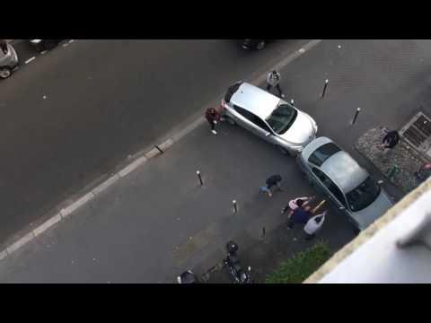 Coups de feu et arrestation d'un proxénète rue de Charonne à Paris